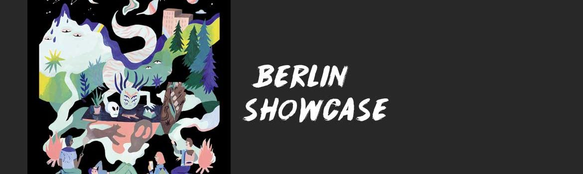 Berlin showcase