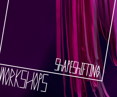 Shapeshifting x Workshops x Skin