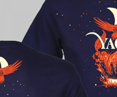 Yaga T-shirts